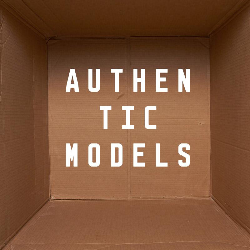 FORMAT Autehntic Models