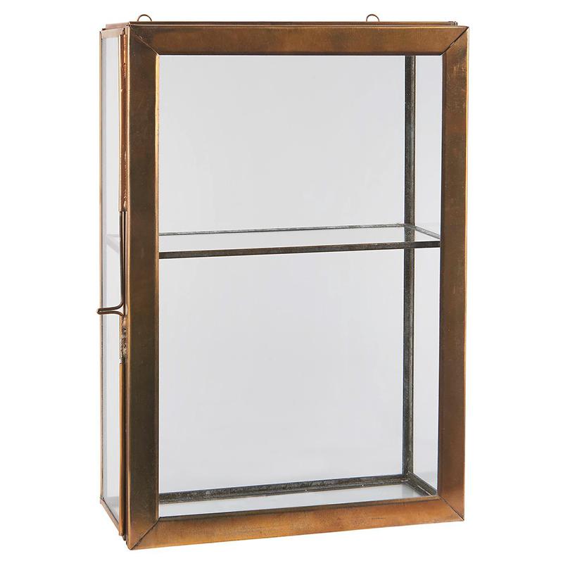 IB LAURSEN Glasschrank