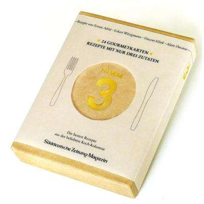 NIMM 3 - Gourmetkarten