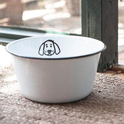 IB LAURSEN Futternapf Hund gross