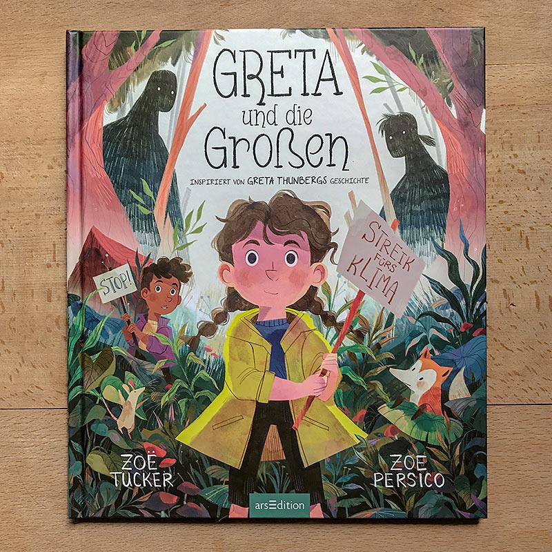 BUCH Greta und die Großen