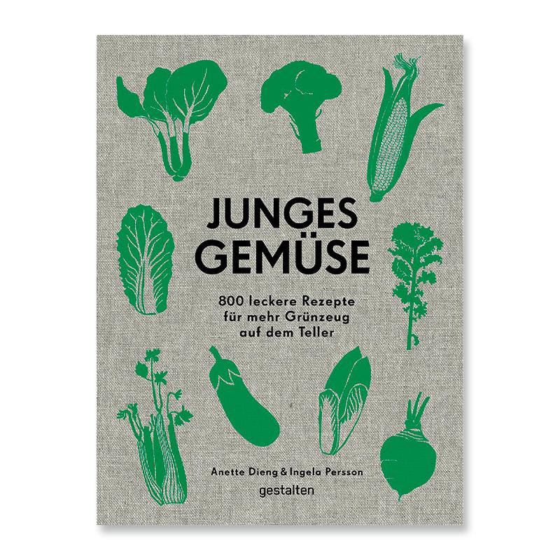KOCHBUCH Junges Gemüse