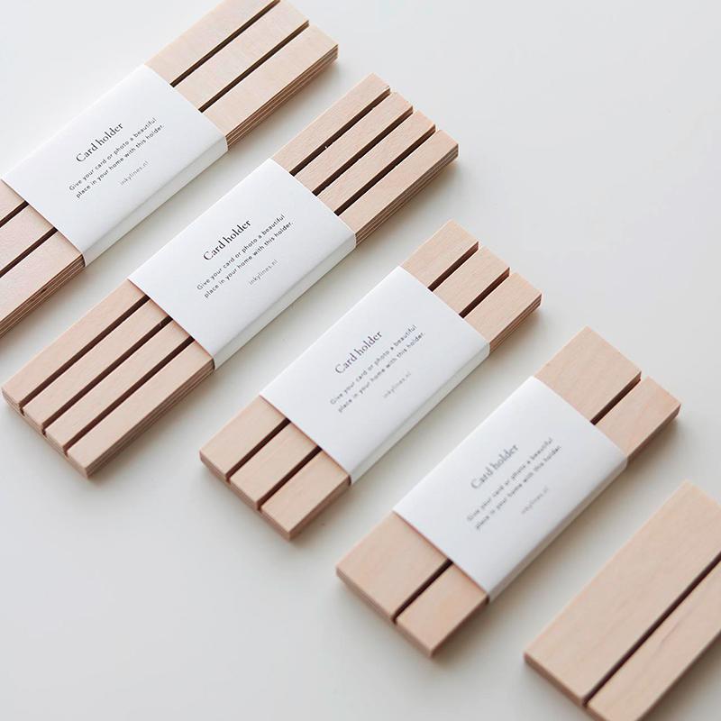 INKYLINES Kartenhalter