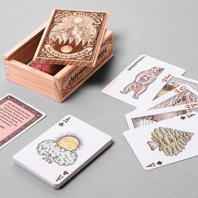GREAT OUTDOORS Spielkarten