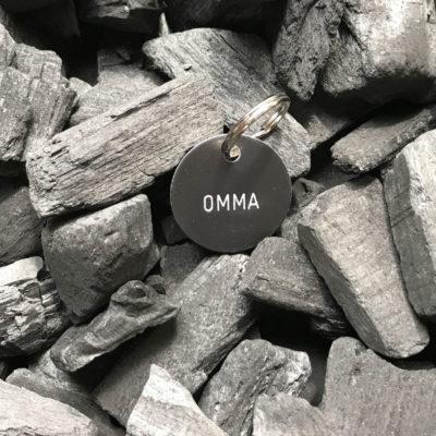 SCHLÜSSELANHÄNGER Omma